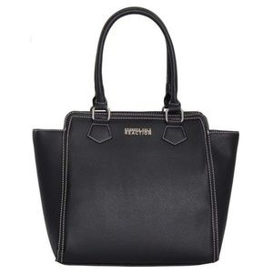 Kenneth Cole Reaction Jigsaw Tote, Black